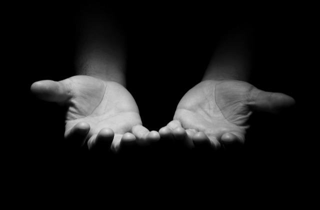 In Zijn handen